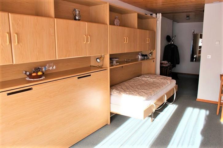 Appartementhaus GOLIATH, helle 1.5-Zimmerwohnung mit schönem Südbalkon 4