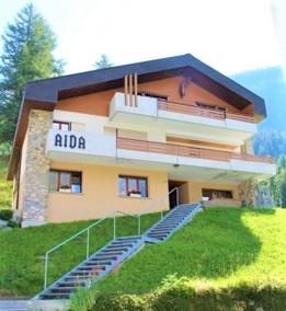 Villa AIDA 3.5 Zimmerwohnung im Erdgeschoss, super Lage, schöner Blick 3954 Leukerbad