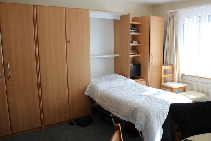 Apartmenthaus APOLLO, helle 1.5-Zimmerwohnung, grosser Balkon Süd-Ost wunderschöne Aussicht 4