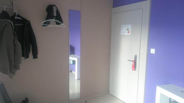 1 Zimmer in Zürich 2