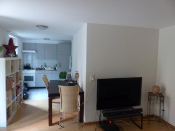 schöne zentrumsnahe 1,5 Zimmer-Wohnung St. Gallen 9000 St. Gallen