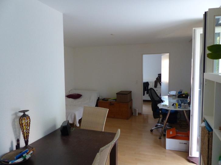schöne zentrumsnahe 1,5 Zimmer-Wohnung St. Gallen 2