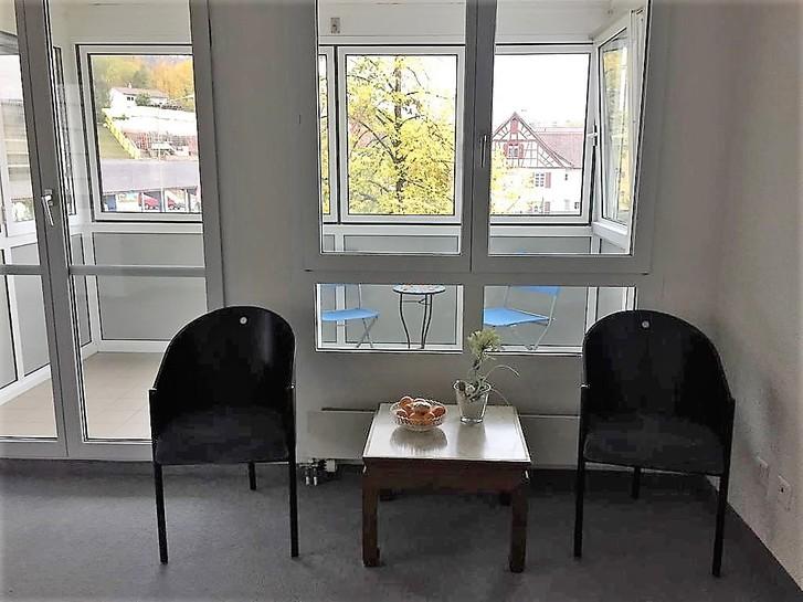 Wohnen am Rhein, 3.5 Zimmer Wohnung in Langwiesen ZH, 2km vor Schaffhausen 8246 Langwiesen