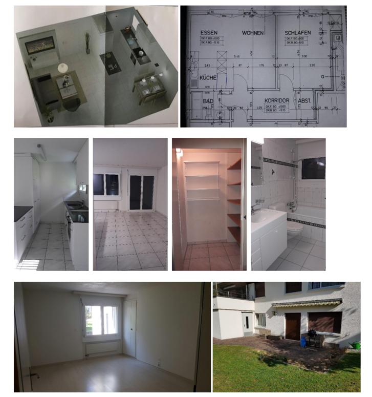 2 1/2 Zimmer-Wohnung zentral in Stans 6370 Stans