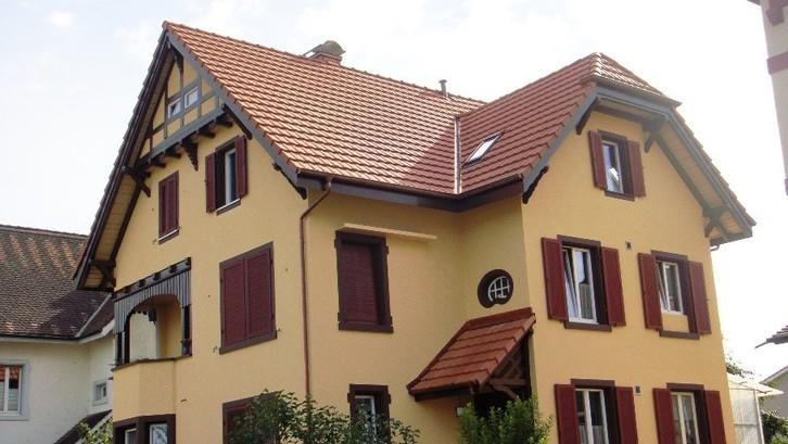 3-Zimmer Alt-Wohnung mit Balkon in Muttenz 2