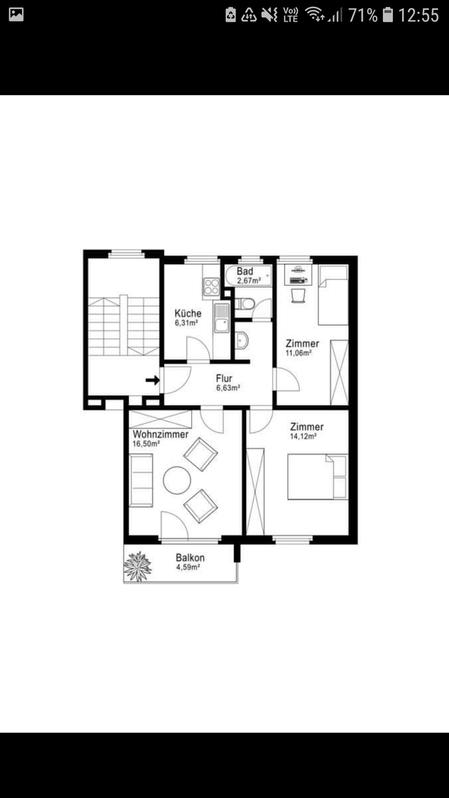 3 Zimmer Wohnung in Zürich Affoltern 8046 Zürich