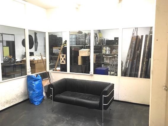 Atelier 20m2 in Werkstattbüro, Fabrikhalle 2