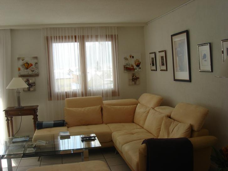Sonnige 4 1/2 Zimmer-Wohnung mit schöner Aussicht 2