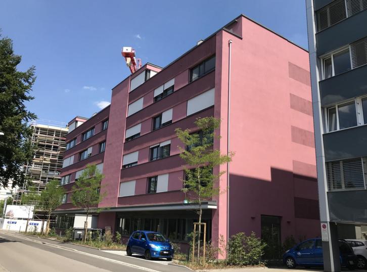2.5-Zimmerwohnung im 4. Obergeschoss !!!  8047 Zürich
