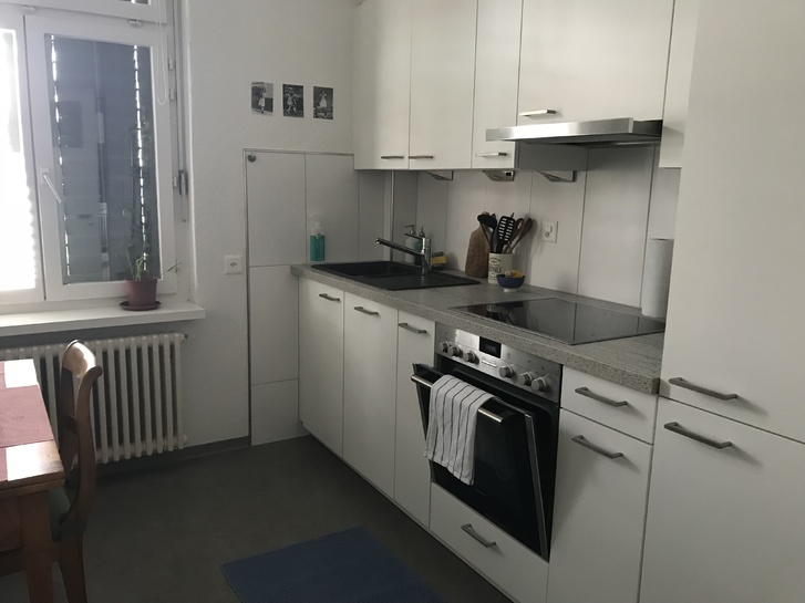 4 Zimmer Wohnung in 8008 8008