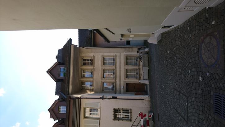 Heimelige 1.5 Maisonette Dachwohnung an zentraler Lage 4800 Zofingen
