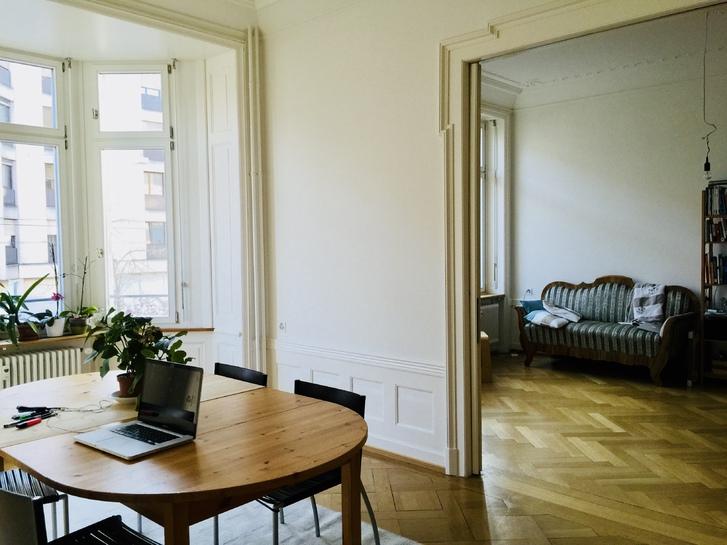 Aussergewöhnliche Traumwohnung an bester Lage in Basel Stadt 4055 Basel