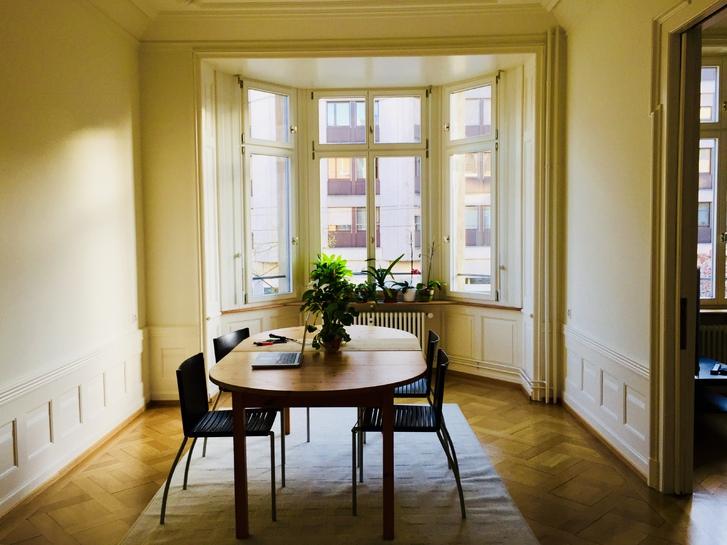 Aussergewöhnliche Traumwohnung an bester Lage in Basel Stadt 2