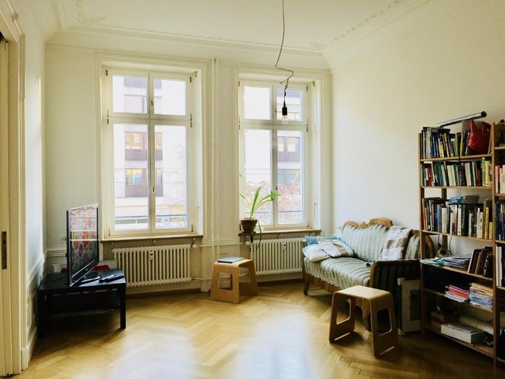 Aussergewöhnliche Traumwohnung an bester Lage in Basel Stadt 3
