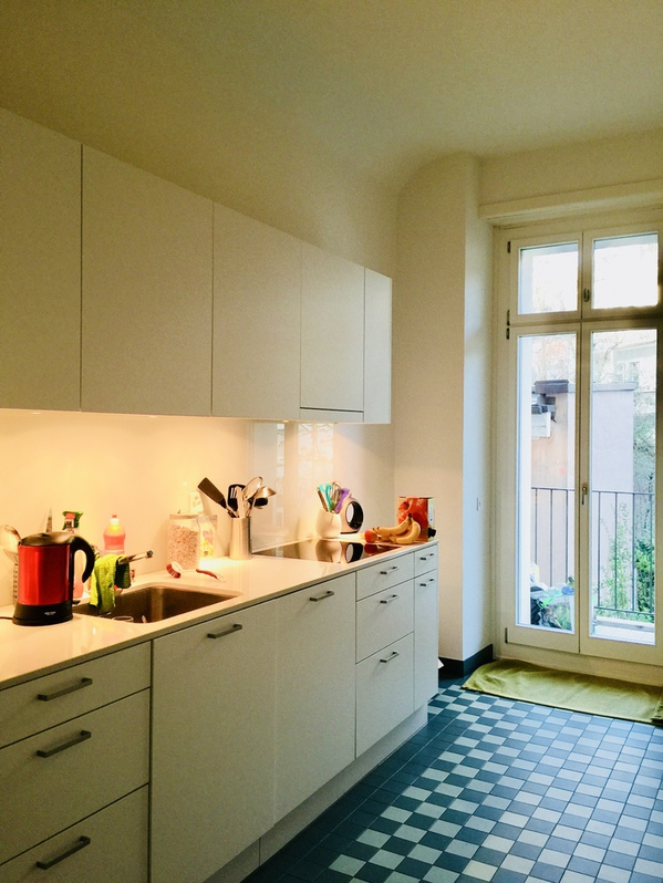 Aussergewöhnliche Traumwohnung an bester Lage in Basel Stadt 4
