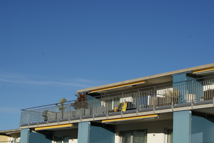 Attika- Wohnung 2