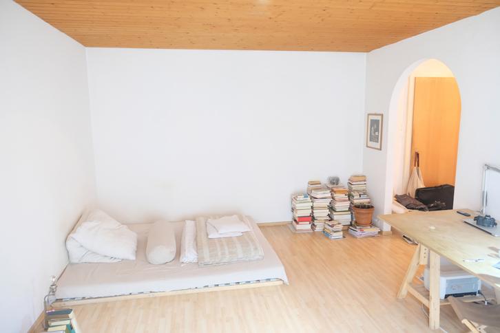 zentrale sonnige 1 Zimmer Wohnung in Hottingen -Zürich 2