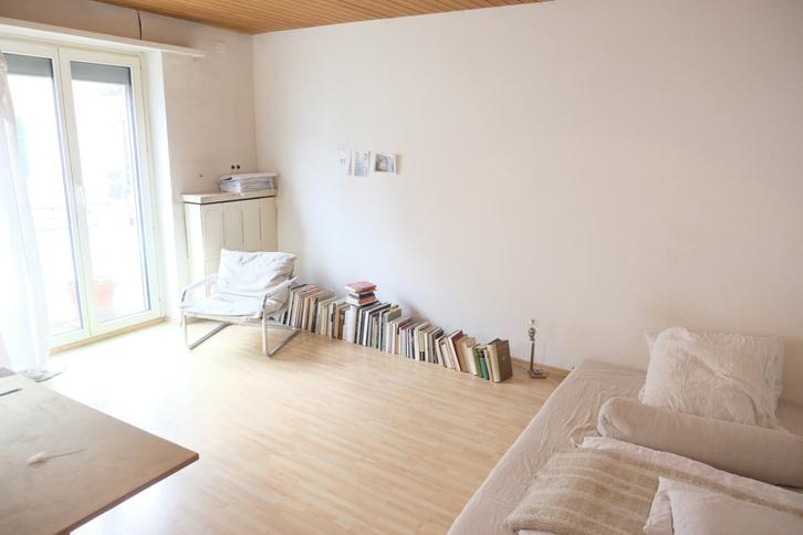 zentrale sonnige 1 Zimmer Wohnung in Hottingen -Zürich 3