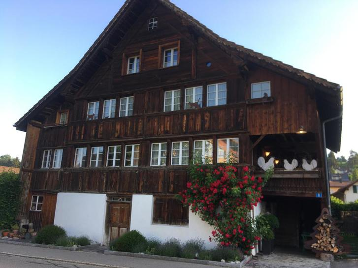 Wohnen im Bauernhaus St. Gallenkappel