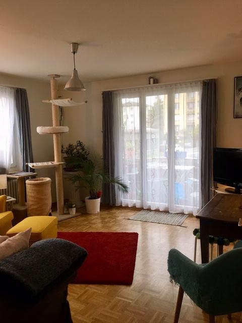3 Zimmer Wohnung in Kriens ab 01.12.18 oder nach Vereinbarung 6010 Kriens