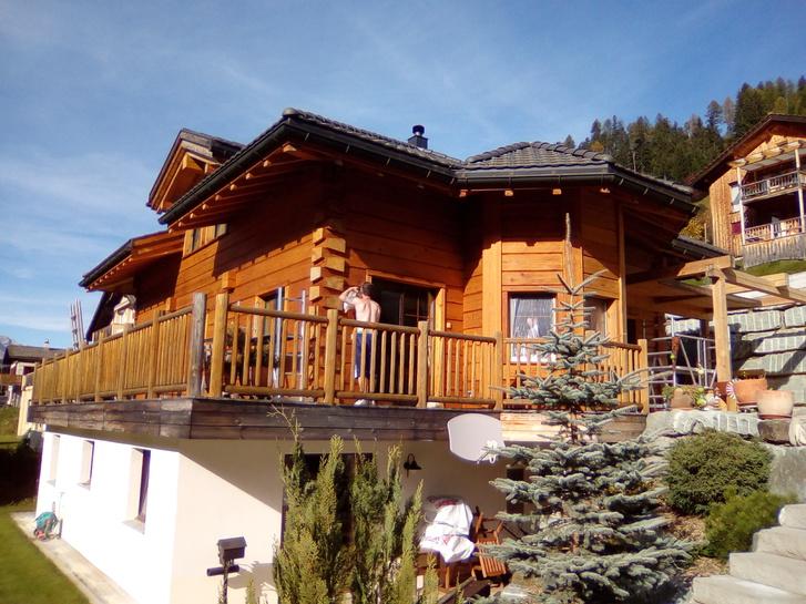 Schöne Ferienwohnung 7075 Churwalden