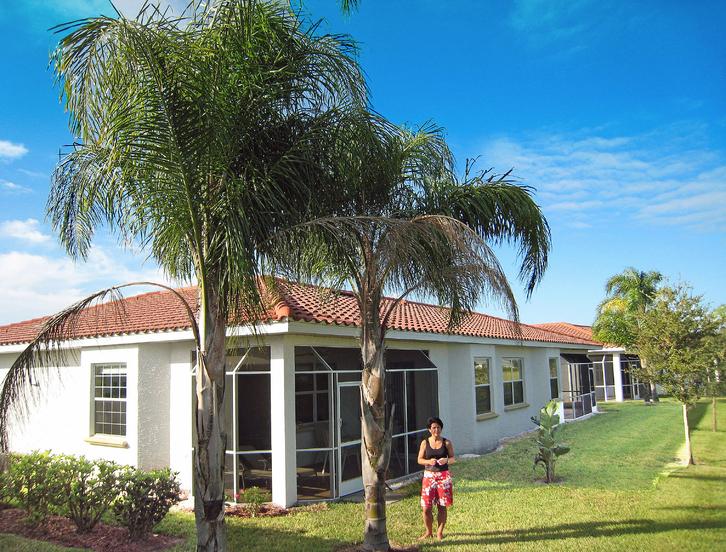 Villa in Südwest Florida mit einmaliger Seesicht 33981 Port Charlotte Florida