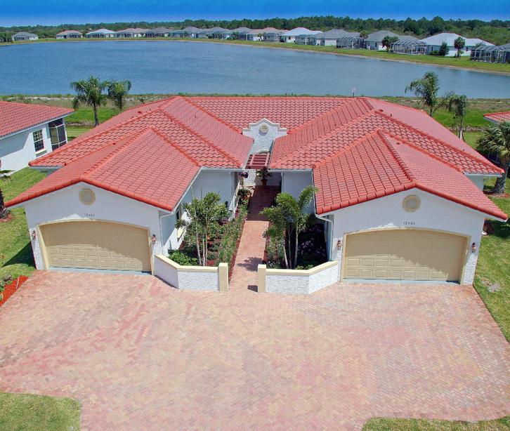 Villa in Südwest Florida mit einmaliger Seesicht 2