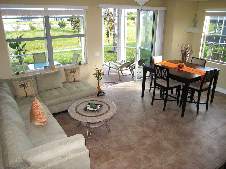 Villa in Südwest Florida mit einmaliger Seesicht 3