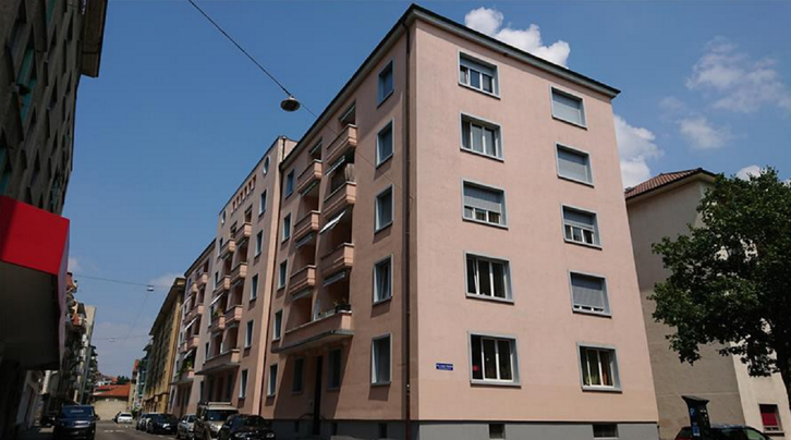 Sanierte 2.5-Zimmer-Wohnung mit Kleinbasel ! 4057 Basel