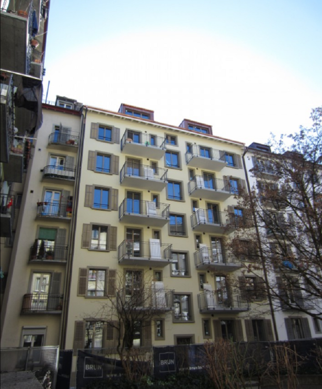 Zentrales, Moderne 2.5-Zimmerwohnung ! 6003 Luzern