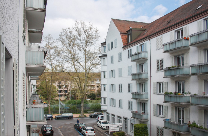 2.5 Zimmer-Wohnung im Zürcher Trendquartier !!! 8004 Zürich