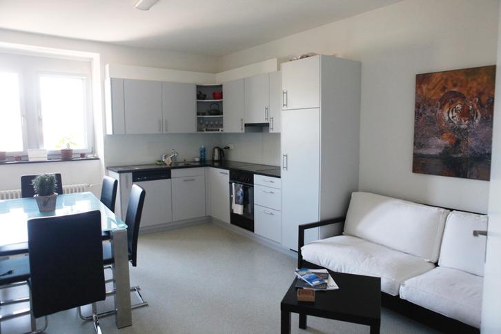 15m2 Raum in wunderschoenem Stilaltbau in Goldau / 15m2 room in 115m2 newly renovated shared flat in Goldau   3