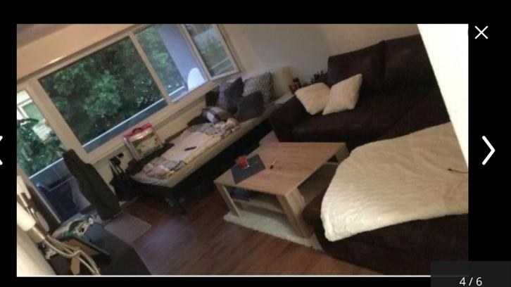 Nachmieter gesucht 1,5 Zimmer Wohnung mit Balkon Küche 4710 Balsthal 3