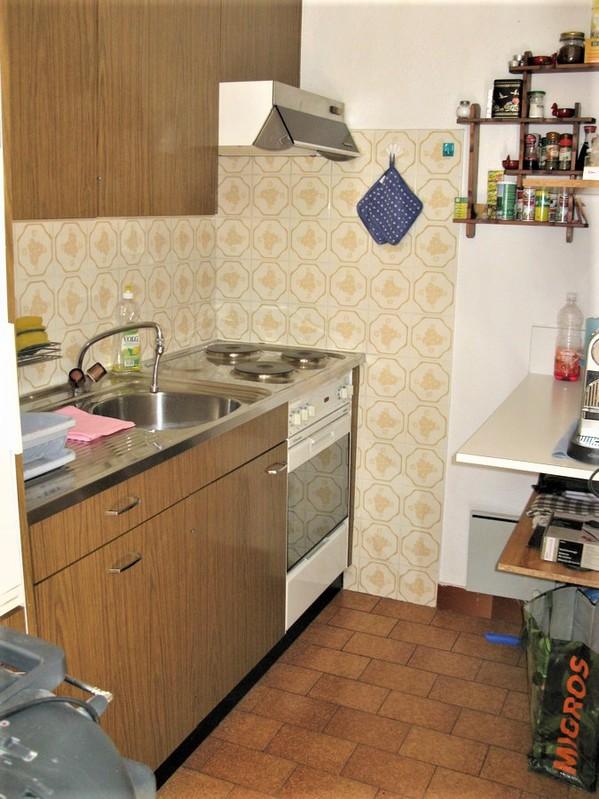 Appartementhaus GOLIATH 1.5-Zimmerwohnung, gross und hell mit schönem Balkon Süd, sehr günstiger Preis 3954 Leukerbad