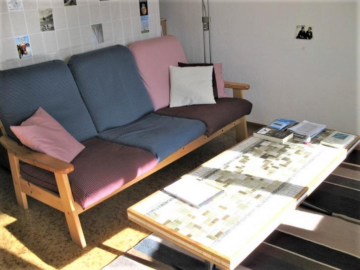 Appartementhaus GOLIATH 1.5-Zimmerwohnung, gross und hell mit schönem Balkon Süd, sehr günstiger Preis 3