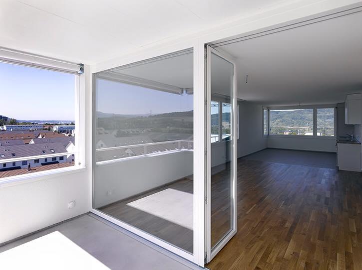 Moderne 3.5 Zimmer Wohnung mit Balkon in Kaiseraugst 4303 Kaiseraugst
