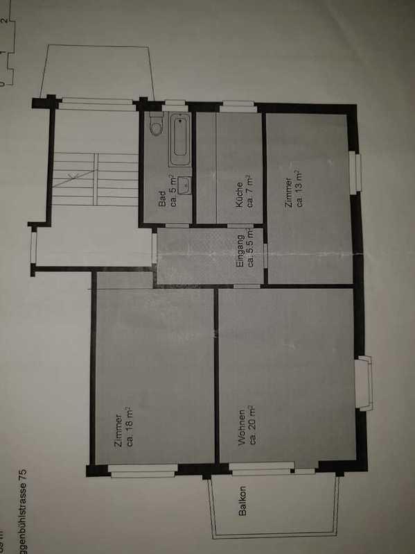 3-Zimmer Wohnung 8404