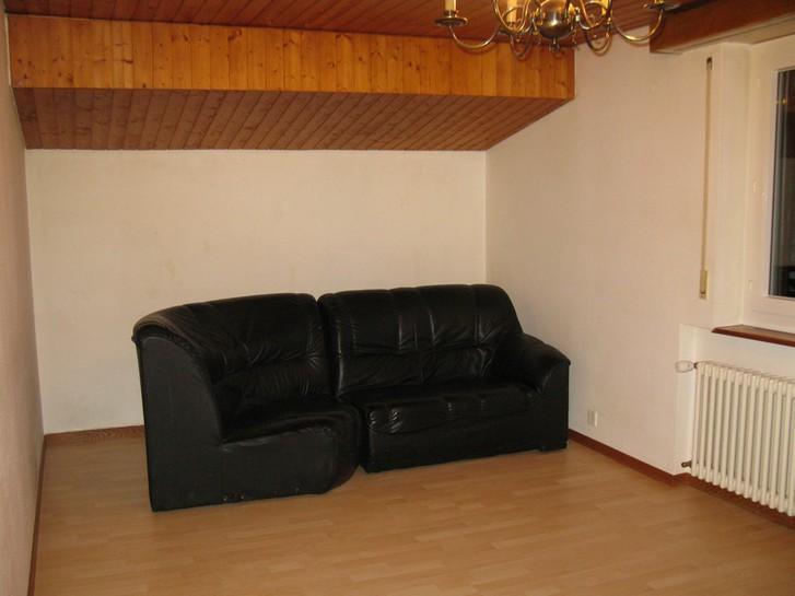Appartementhaus RHODANIA, 3.5 Zimmer Attikawohnung mit 2 Balkonen 3