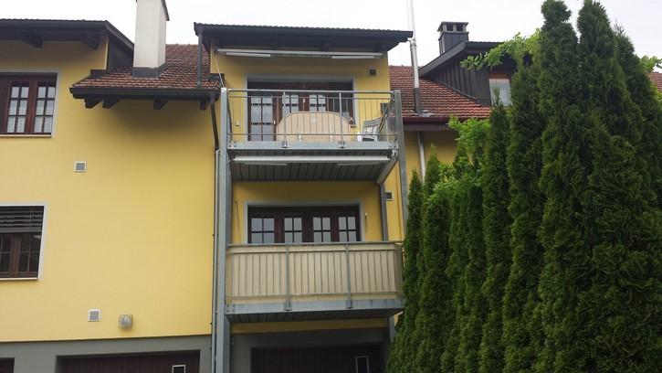 4.5 Zi.-Dach-Masonette-Wohnung 4