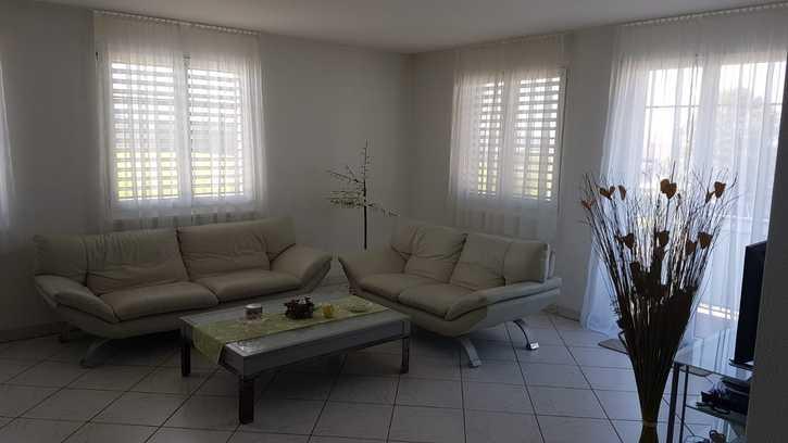5 1/2 Zimmer Maisonette Wohnung 8722 Kaltbrunn