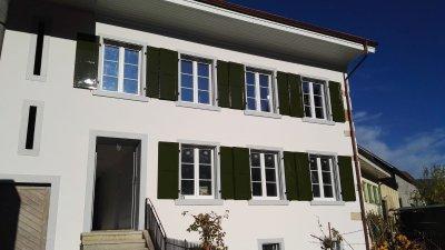Schöne  einmalige Wohnung im Bauerhaus  N0 0815 2