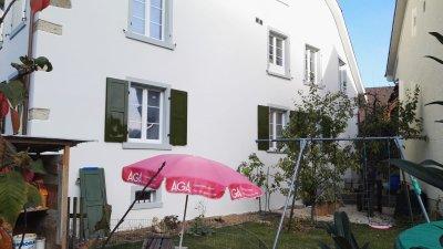 Schöne  einmalige Wohnung im Bauerhaus  N0 0815 3