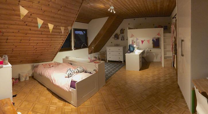 5 Zimmer Dachwohnung in ruhiger Lage 3