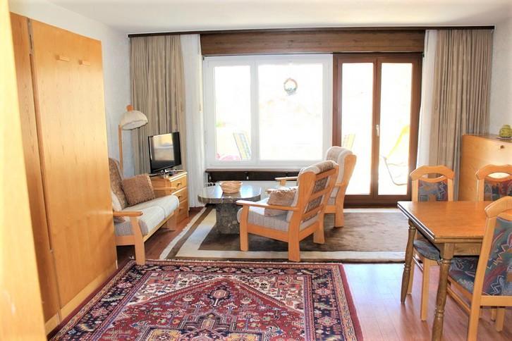 Haus ASTER gemütliches, möbliertes Studio mit grosser Terrasse 2