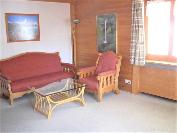 Haus GASSENBODEN 3.5-Zimmerwohnung im Zentrum mit Balkon 3