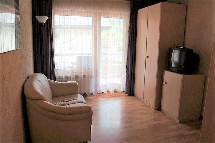 Appartementhaus GSTEIN, gemütliches Studio mit Balkon 3