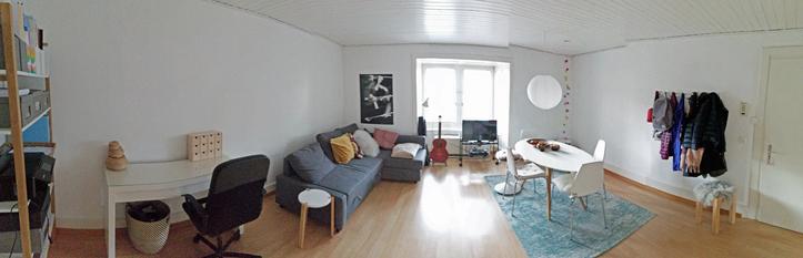 Charmante 2 Zimmer Wohnung Zofingen per Mitte März 2019 4800 Zofingen