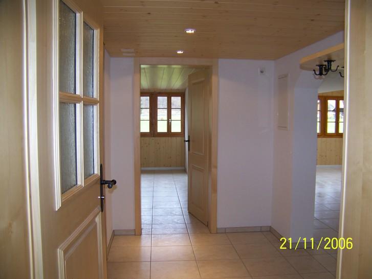2.5 Zimmer Wohnung 3812 Wilderswil