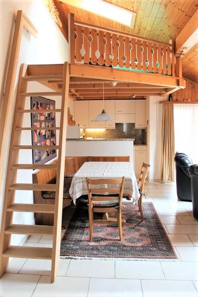 Haus ARCA vollkommen renovierte 2.5-Zimmerwohnung mit Südbalkon   3954 Leukerbad