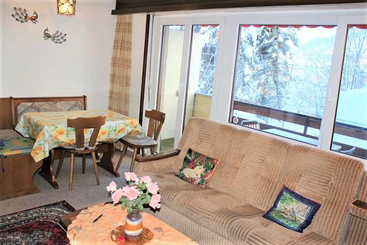 Appartementhaus VALERE, grosse 1.5 Zimmerwohnung mit Südbalkon 2